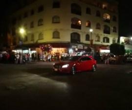 flashmob auto