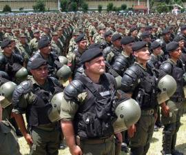 gendarmeria nacional EPN