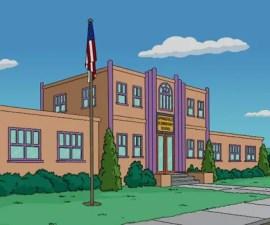 escuela primaria de springfield