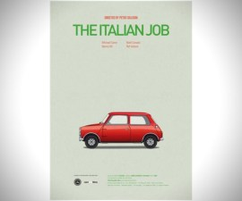 Iconic-Cars-and-Films-Posters-3