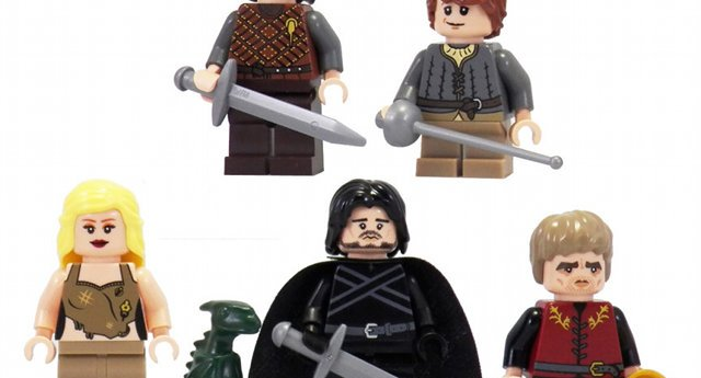 game of thrones lego