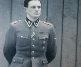 Rochus Misch, former staff sergeant in t