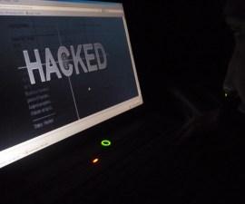 Niño hacker