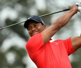 Tiger Woods hoyo imposible