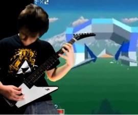 metal videojuegos