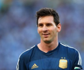 messi final 2014