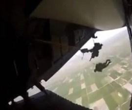 paracaidista f a