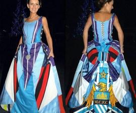 Aficionada-Manchester-city-vestido