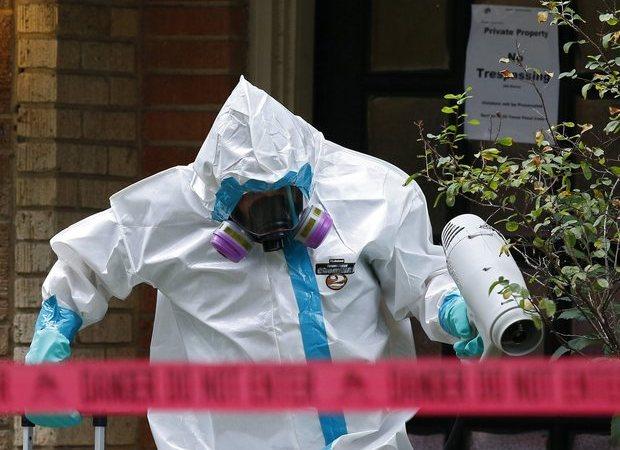 ebola estados unidos