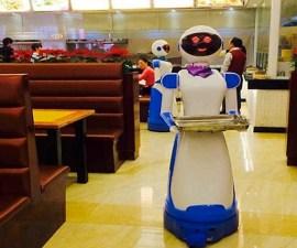 Sam And Cat Robot Restaurant Open For Business