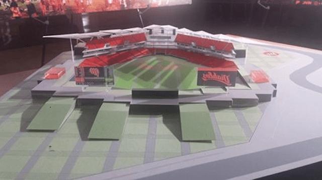 As Ser El Nuevo Estadio De Los Diablos Rojos Del M Xico