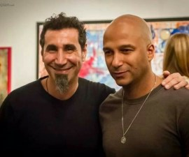 Serj Tankian Tom Morello