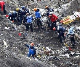 APTOPIX France Plane Crash