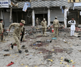 afganistán atentado