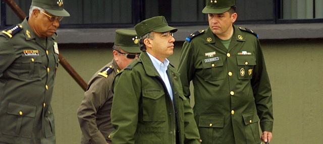 Felipe Calderon Ejercito
