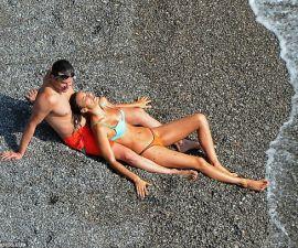 Bradley e Irina 1