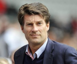 Football - Swansea City v Blackpool Pre Season Friendly - Liberty Stadium - 7/8/12 Swansea City manager Michael Laudrup Mandatory Credit: Action Images / Adam Holt Livepic