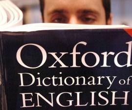 oxford diccionary