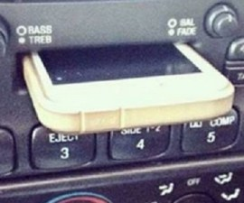 cassette iphone