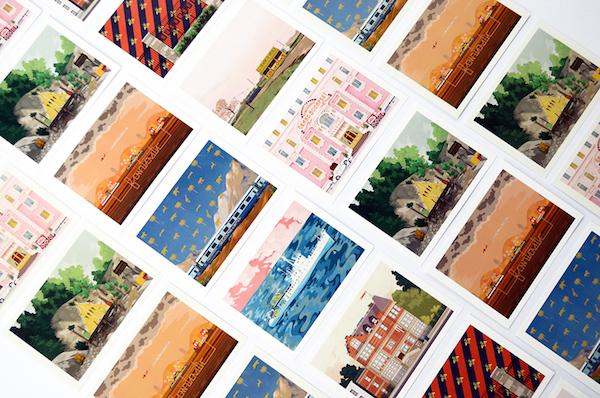 wes-anderson-postcards-mark-dingo-francisco-designboom-06