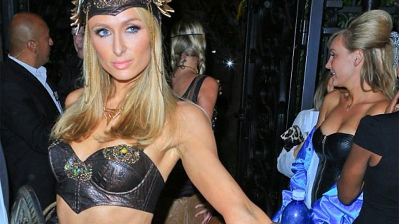 Paris-Hilton-Halloween