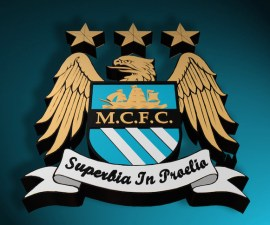 manchester city nuevo logo fans