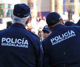 12/01/2015 Día del policia de Guadalajara, donde entregaron reconocimientos y develaron el muro de los oficiales caidos en cumplimiento de su deber. Foto: Héctor Jesús Hernández