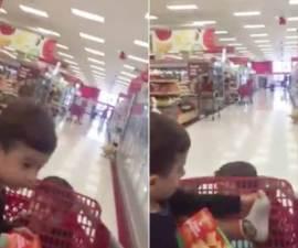 porno en supermercado