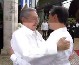 Peña Raúl Castro