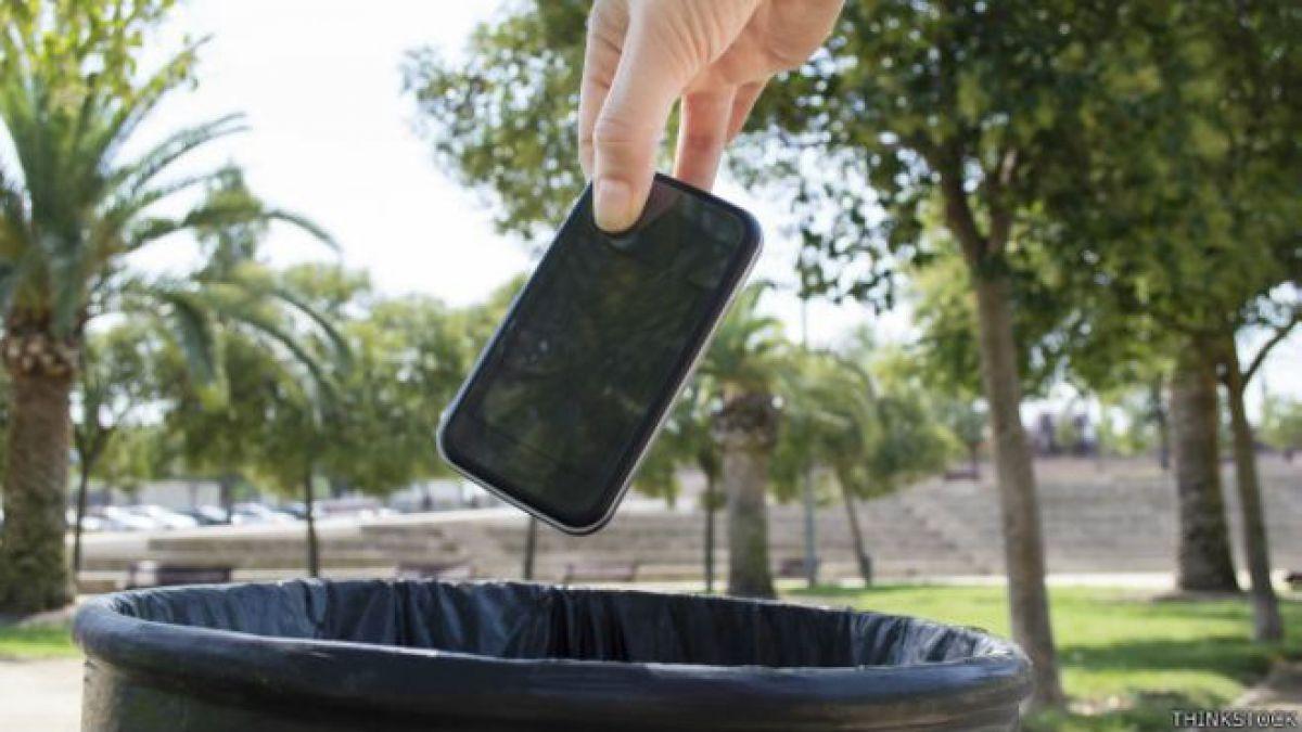 basura celular