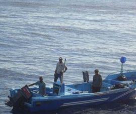 pescadores Chiapas