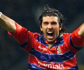 gianluigi buffon debut