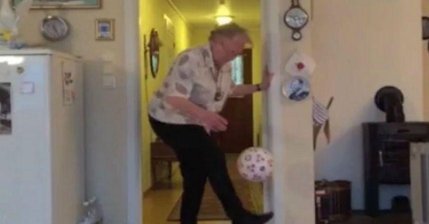 abuela dominadas