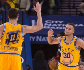 golden state warriors record victorias