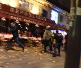 (Ataques Paris