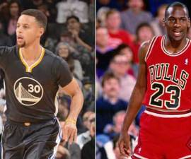 stephen curry michael jordan