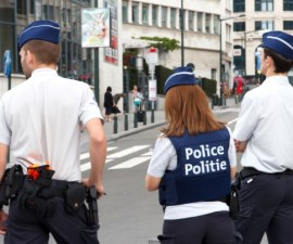 belgian-police
