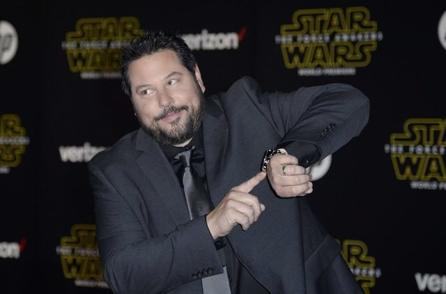 "Actor Greg Grunberg arrives at the premiere of ""Star Wars: The Force Awakens"" in Hollywood, California December 14, 2015. REUTERS/Kevork Djansezian"