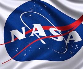 Флаг НАСА