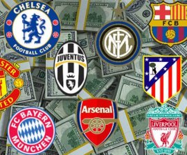 clubes mas ricos del mundo