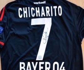 playera chicharito hernandez