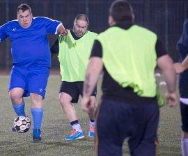 futbol gordos