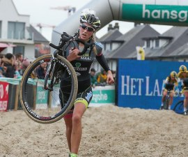 Femke Van den Driessche Ciclocross