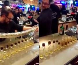 bartender maravilla