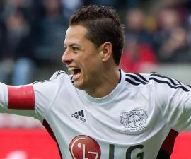 chicharito xi ideal bundesliga
