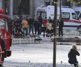 estambul explosion