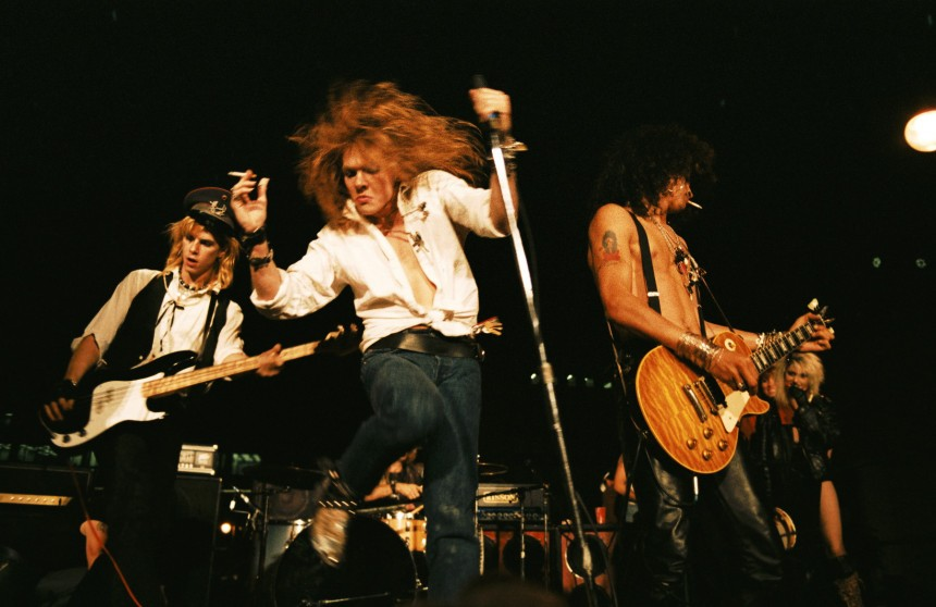 video de los guns n roses musica: