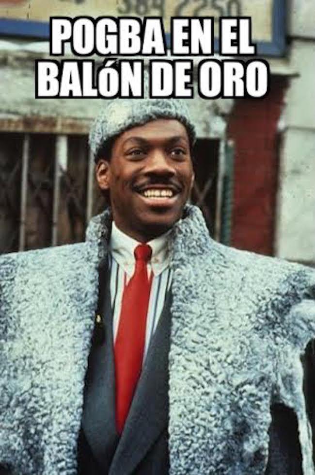 memes balon de oro