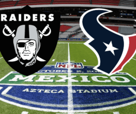 raiders texans nfl mexico 2016