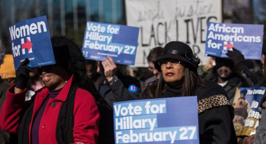 Democratic Presidential Candidates Appear At South Carolina Statehouse On Martin Luther King Day